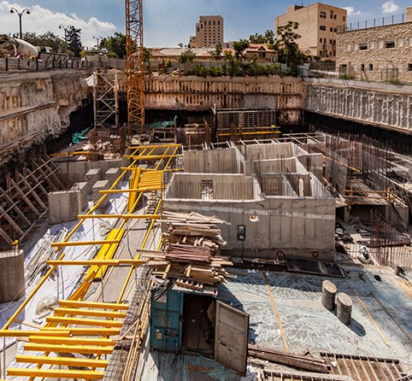 חמדת יפו ירושלים – מסחר